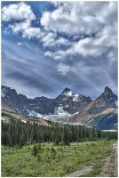 Mount Athabasca by od1e