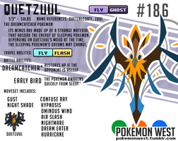 #186 Quetzuul by pokemonwest