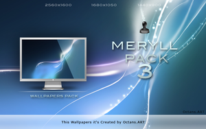 Meryll Pack 3 Final Pack by MathieuBerenguer
