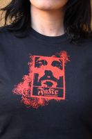NEW Screen Printing Tshirt by orticanoodles