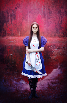 American McGee Alice COSPLAY [2] by AliceYuric
