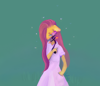 Fireflies by AfternoonDreams0