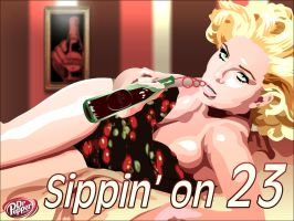Sippin' On 23 by GMrDrew