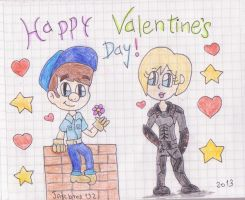 happy valentine s day! by javibros132