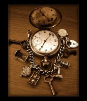 Talisman of Time and Secrets by Forestina-Fotos