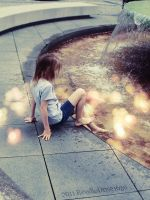 Fountain by RevelloDrive1630