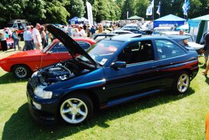 Ford Escort RS Cosworth by Prythen