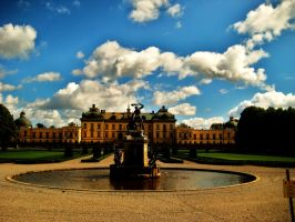 Drottningholm Palace III by mihi2008