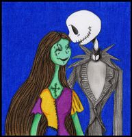 TNBC- Jack And Sally by Total-Jewel