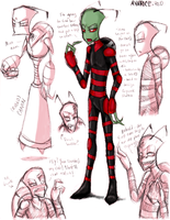 Avarice - Red Ref by Critical-Error