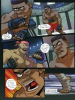 Fist Of New Year pg 2 by ifesinachi
