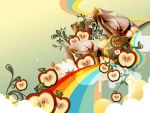 i like apples n roses by caramelaw