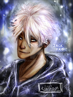 Rise of the Guardians - Jack Frost by Elilian