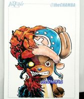 Inktober 2016 - 30 - Tony Tony Chopper by theCHAMBA