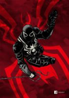 Flash Thompson Venom by mdavidct