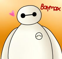 BAYMAX by konecreepy