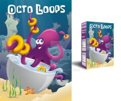 Cereals Package 'Octo Loops' by Kira-R
