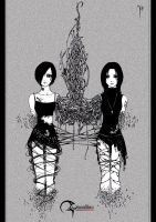 TWIN by gehenna1986