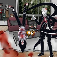 After a Killing Spree by Amyhip