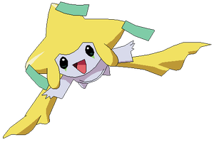 Jirachi by MollyKetty