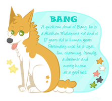 Reference - Bang by WereMutt