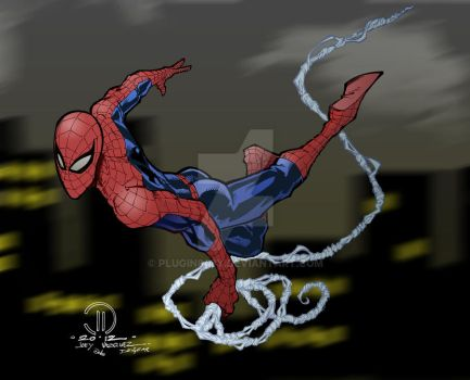 Spiderman Updated by Plugin848y
