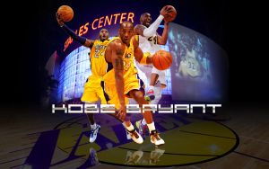 Kobe Bryant by coxlee