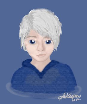 Jack frost by AstridSOS