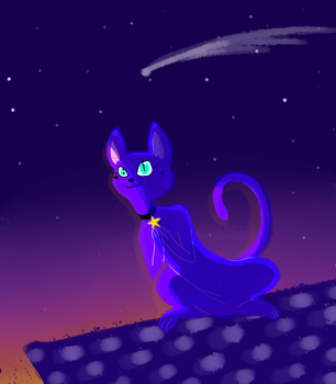 'Night, Mother by babyrainbou