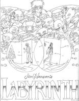 Goblins of the Labyrinth by fictionalboyfriend