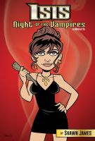 Isis - Night of the Vampires by BillWalko