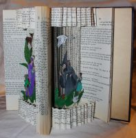 Fairy Tale Book Alteration right view by wetcanvas