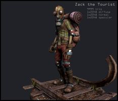 Zack_the_Tourist by Armians