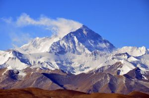 Mt. Everest by matschristiana