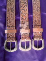 Leather Belts B002 by mcd-82