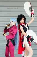 King of Fighters: Maximum Impact 01 by KaoriEtoile