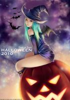 Halloween 2010 by Wuduo