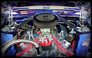 Ford Racing Power by StallionDesigns