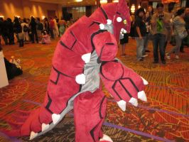 A-Kon 23: Groudon lurks... by Inept-Evil-Genius