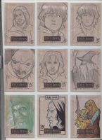 LOTR Masterpieces II 216-224 by aimo
