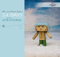 The Countdown Begins - 24 days until Christmas by Sarah2508