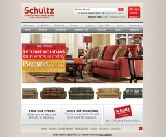 Schultz Redesign - Home 2 by DeFined04