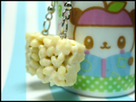 Rice Krispie Earrings by GrandmaThunderpants