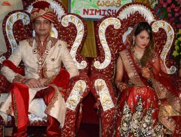 Indian Wedding by khenzway