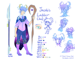 Jacob's Ladder Ref by Arashi-Penguin