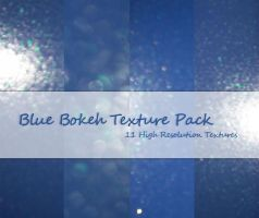 Blue Bokeh Texture Pack by powerpuffjazz