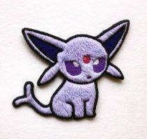 Pokedoll Style Espeon Patch by TheHarley