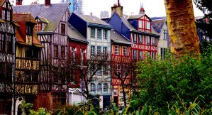 Maisons normandes by todto