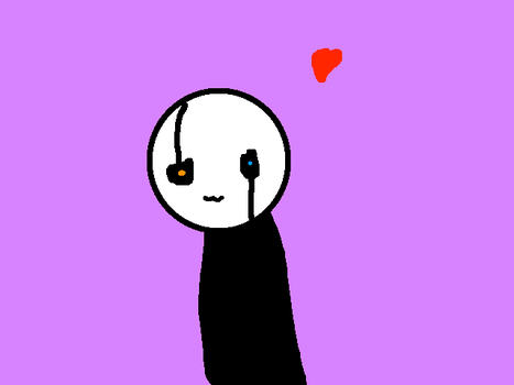 W.D gaster by mylittlepony4ever12