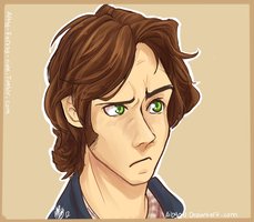 Jared Headshot by Aibyou